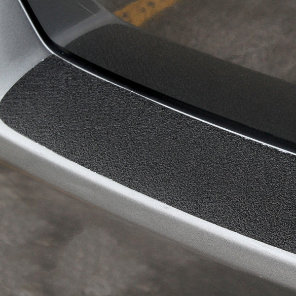 Custom Fit 2011-2015 Compatible with Lincoln MKX 1pc Rear Bumper Scuff Scratch Protector Shield Cover Paint Protection