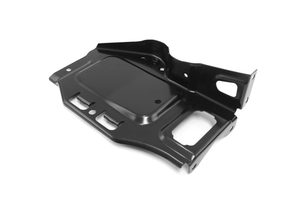 Red Hound Auto Passenger Side Battery Tray Compatible with Chevrolet GMC Silverado Sierra 1999-2006 1500, 2001-2006 1500 2500 HD, 2007 Classic Models and More Auxiliary Black