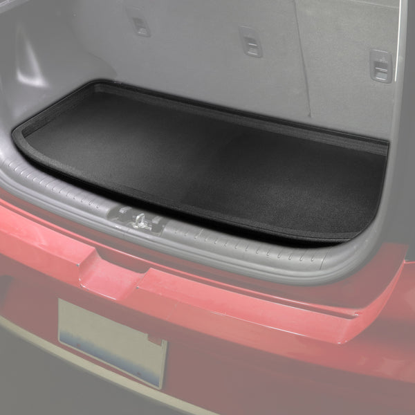 Red Hound Auto Cargo Rear Trunk Mat Liner Tray Custom Direct Fit Floor Hatch Black Foam Compatible with Kia Soul 2014-2019 Anti-Rattle Waterproof Protector