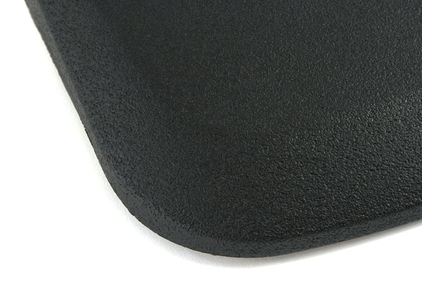 2007-2013 Compatible with Sierra 1500 Mud Flaps Guards Splash Rear Molded 2pc Set - Check Description for Specific Applications