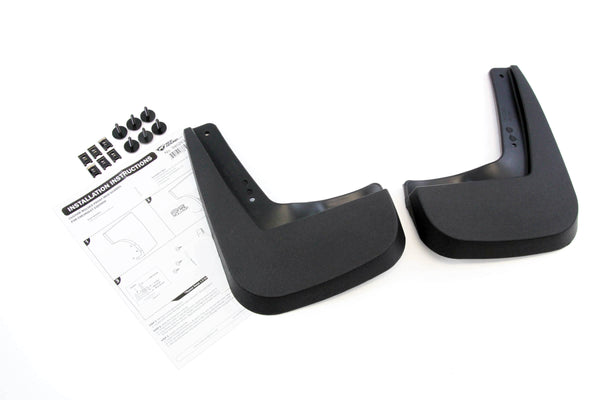 2010-2017 Compatible with Chevy Equinox Mud Flaps Mud Guards Splash Guards Front Rear Molded 4pc