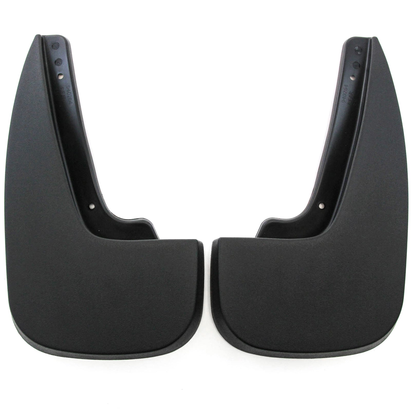2010-2017 Compatible with Chevy Equinox Mud Flaps Mud Guards Splash Guards Rear Molded 2pc Pair