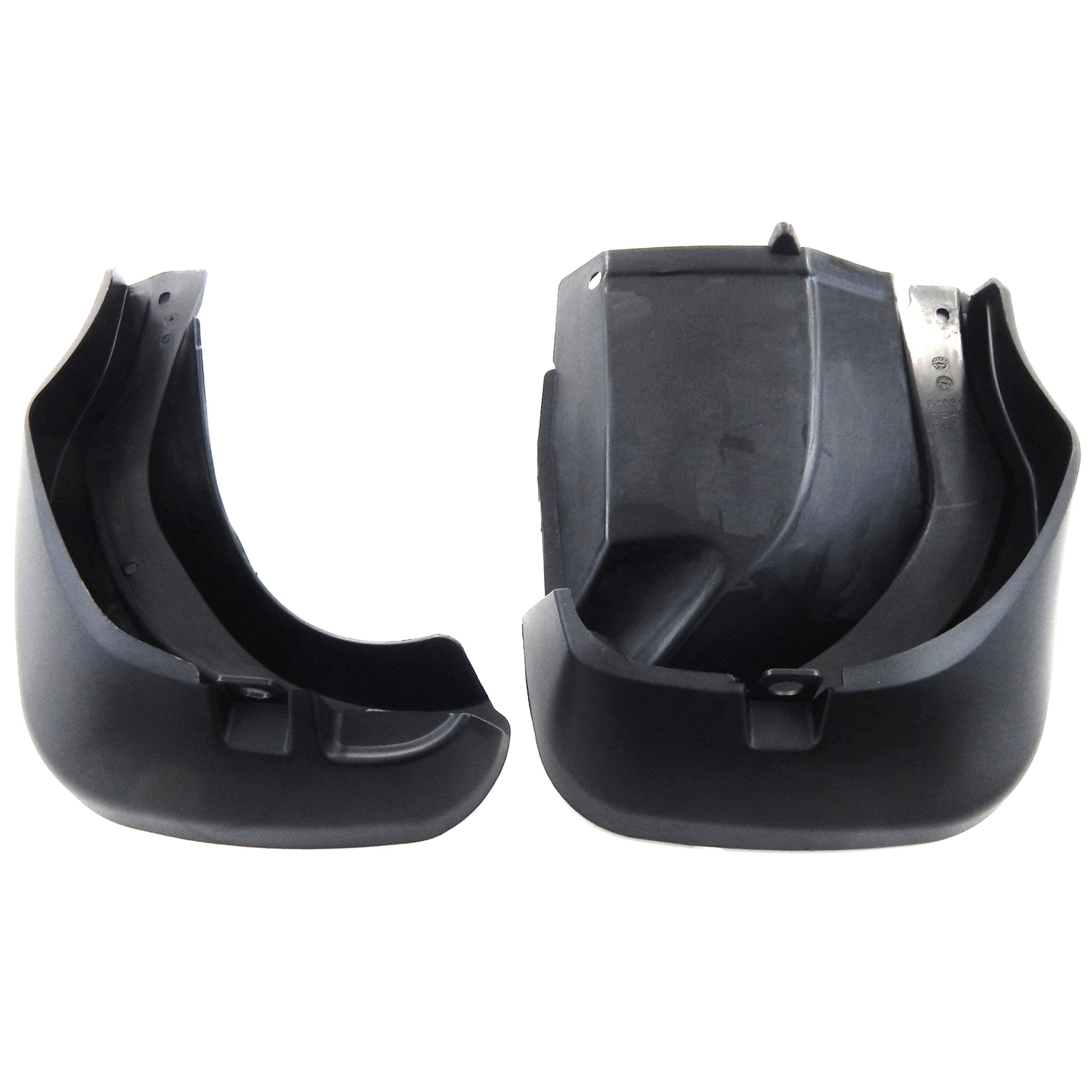 2012-2016 Compatible with Honda CR-V Mud Flaps Mud Guards Splash Guards Rear Molded 2pc Pair