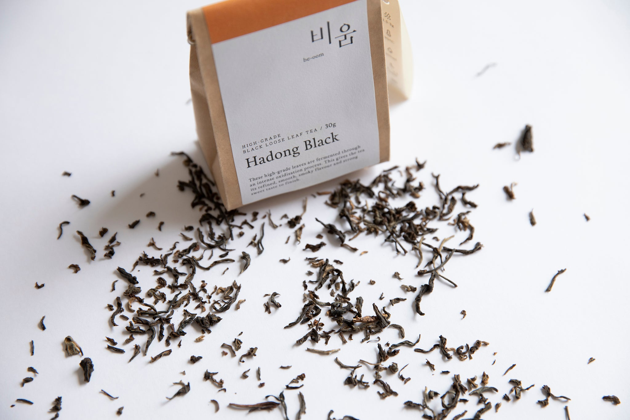 How to Brew: Hadong Black