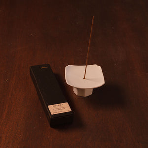 Ume Natural Incense and Incense Holder Set