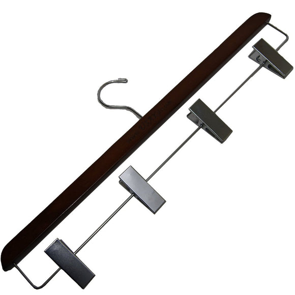USA Kilts Heavy Duty Wide 4 Clip Kilt Hanger