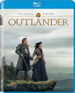 Outlander Season 4 [Blu-ray]