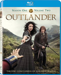 Outlander: Season One - Volume Two [Blu-ray]