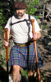 Leatherneck Tartan Standard Kilt from Stillwater Kilts