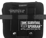 Survival Sporran by Stillwater Kilts