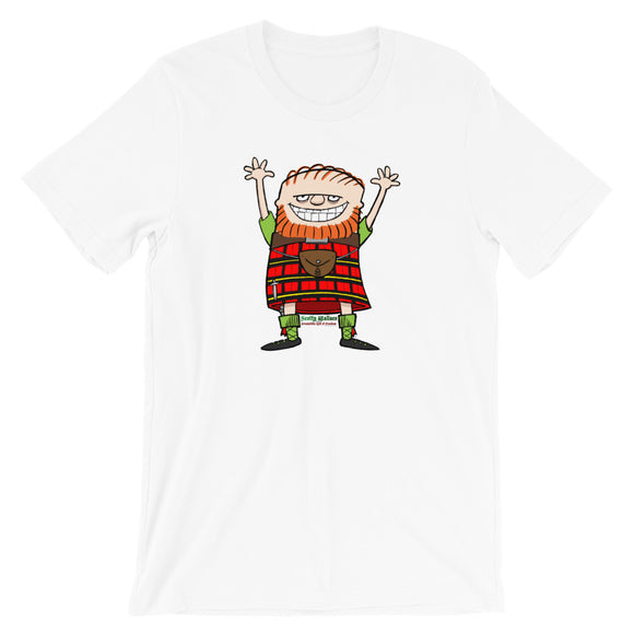 Scotty Wallace™ Short-Sleeve Unisex T-Shirt