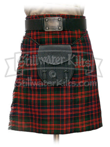 MacDonald Tartan Standard Kilt from Stillwater Kilts