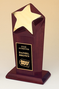 Gold Star Trophy Tower