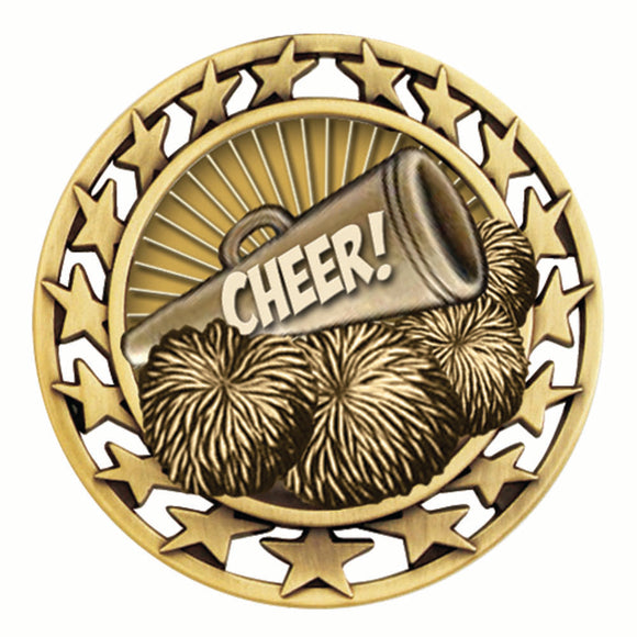 Cheer Star Medal