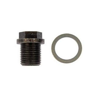 OIL DRAIN PLUG - 10/1 (18mm x 1.50 Premium) (Volvo 99-01 and 07-12)