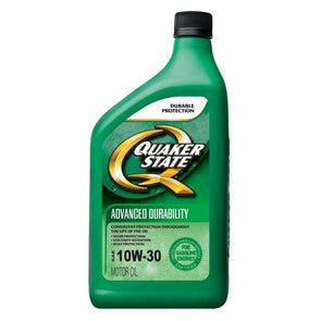 QUAKER STATE ADVANCED DURA 10W30 -12/1Q