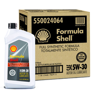 FORMULA SHELL FULL SYNTHETIC 5W30-6/1