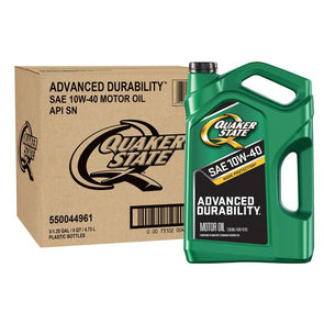 QUAKER STATE ADVANCED 10W40 3/5QT