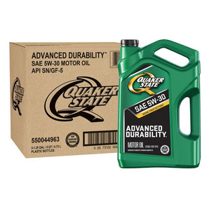 QUAKER STATE ADVANCED DURA 5W30 -3/5Q