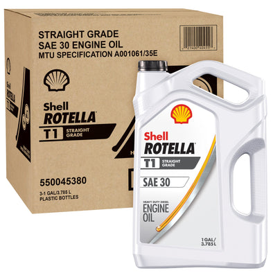 SHELL ROTELLA T1 30-3/1G