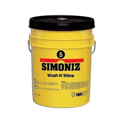 SIMONIZ CAR LOVERS BOLT ACIDIC LIQUID CLEANING COMPOUND-5G
