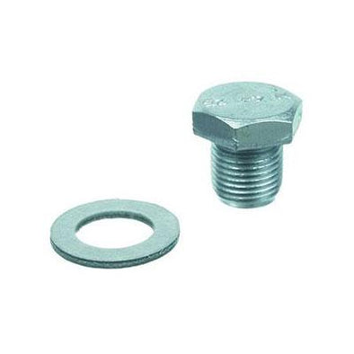 OIL DRAIN PLUG - 10/1 (14mm x 1.50 Premium (Large Body), (Dodge and Jeep 95-03)