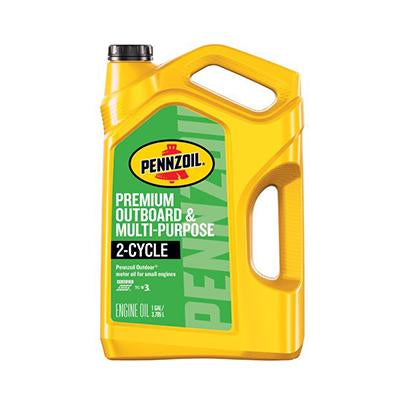 PENNZOIL OUTBOARD/MULTI-PURPOSE 2CYCLE-12/1Q