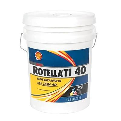SHELL ROTELLA T1 40-5G