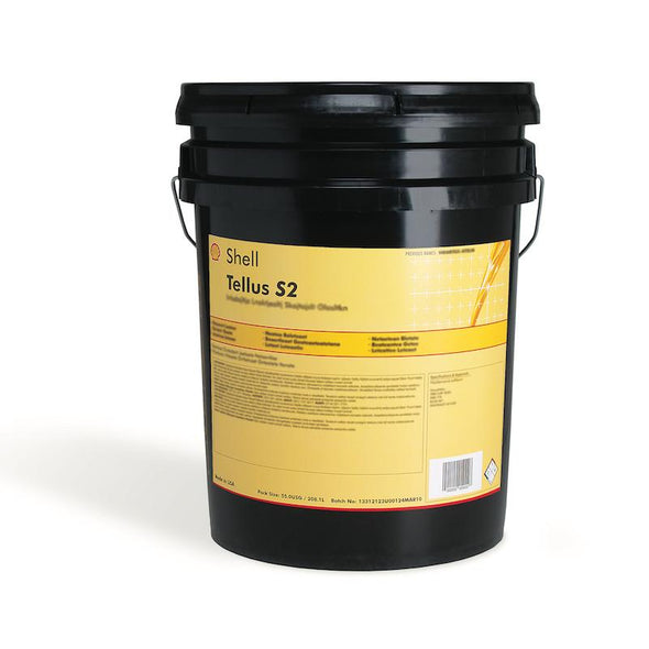SHELL TELLUS S2 MX 32 HYDRAULIC FLUID-5G