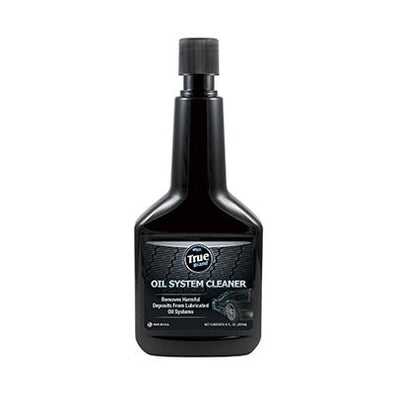 TRUE BRAND OIL SYSTEM CLEANER-24/8oz