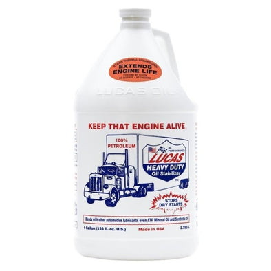 Lucas Oil Stabilizer -4/1G Additives