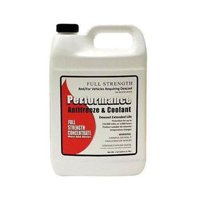 MAJOR BRANDS PRE-DILUTED UNIVERSAL YELLOW ANTIFREEZE-6/1