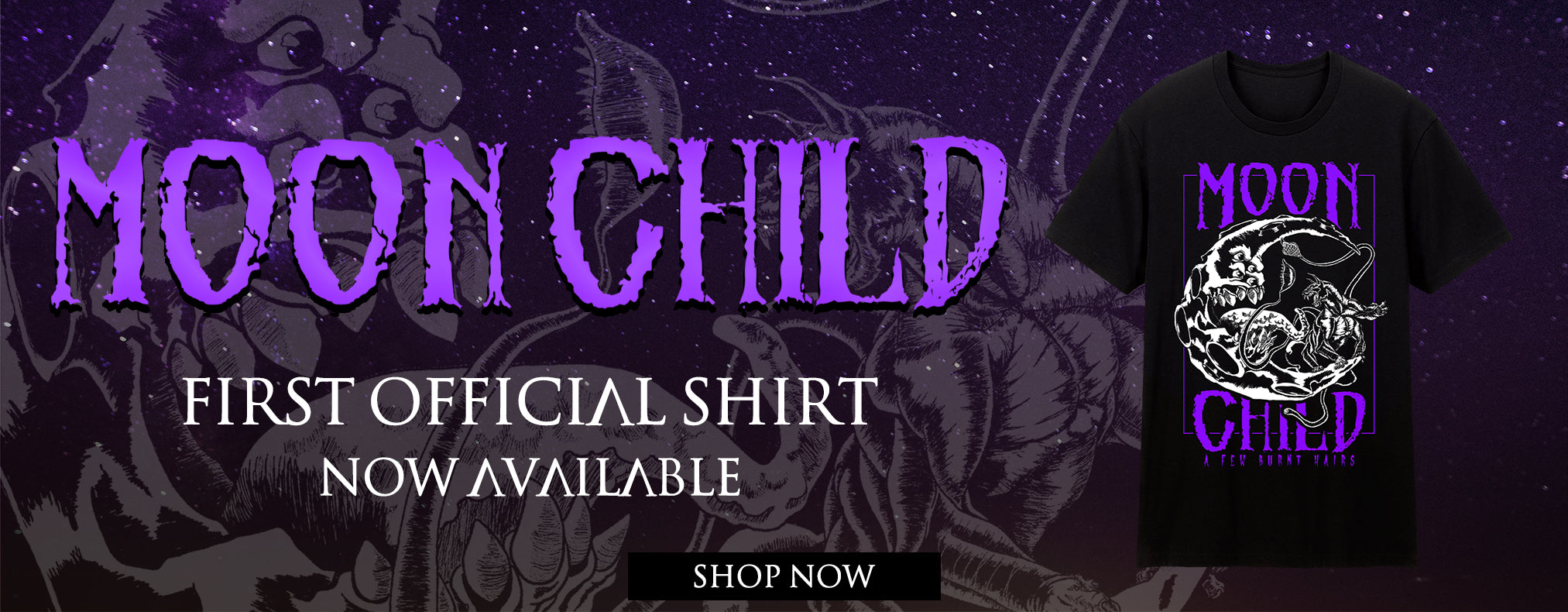 shop moon child t-shirt