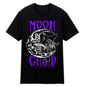 Moon Child - Displacer Beast & Mimic Short Sleeve T-Shirt