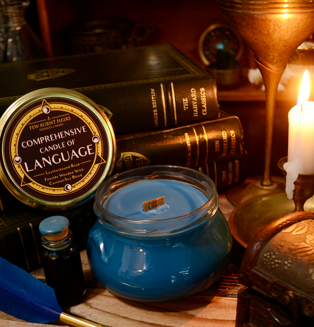 Comprehensive Candle Of Language