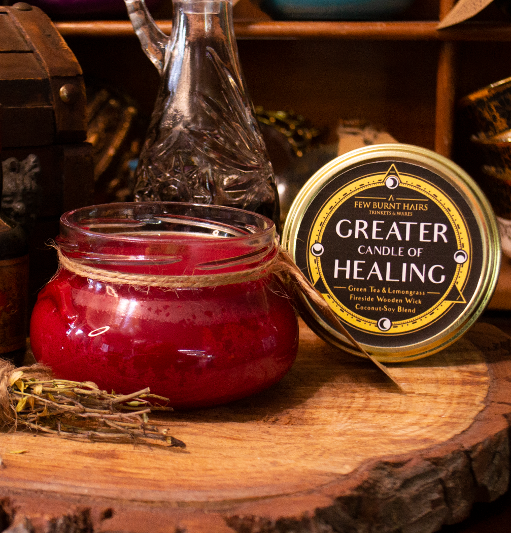 Greater Candle of Healing