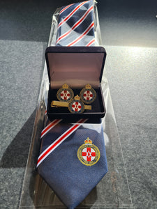 Northern Ireland 100th Anniversary Tie, Pin & Cuff Links Set