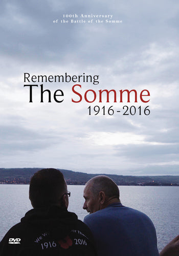 Remembering The Somme DVD