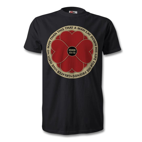 Empire Poppy T-Shirt