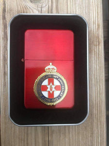Northern Ireland 100th Anniversary Petrol Lighter