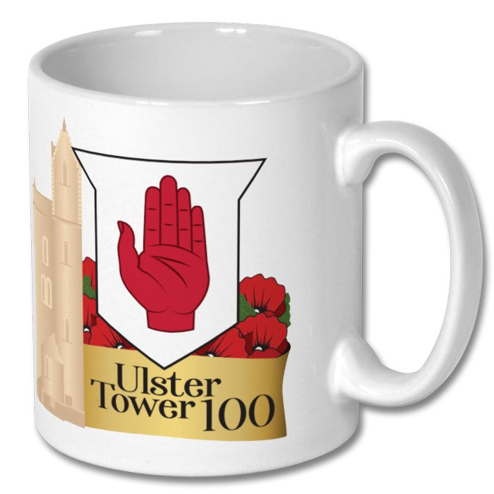 Ulster Tower 100th Anniversary Commemorative Mug