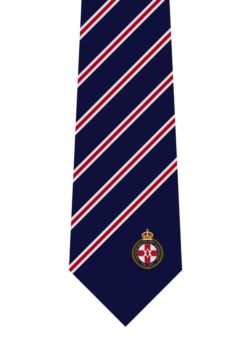 Northern Ireland 100th Anniversary Commemorative Tie