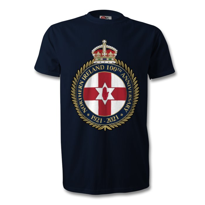 Northern Ireland 100th Anniversary T Shirt