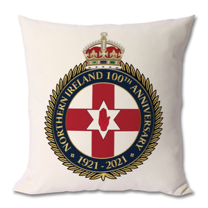 7. Northern Ireland 100th Anniversary Cushion