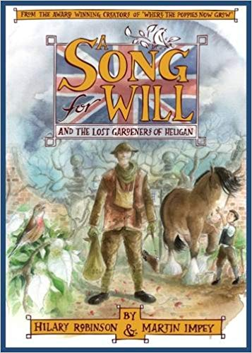 Song For Will Childrens Book
