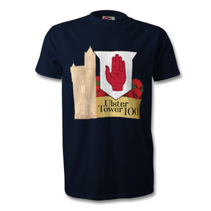 Ulster Tower 100th Anniversay T Shirt