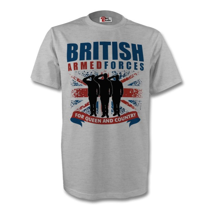 British Armed Forces T Shirt