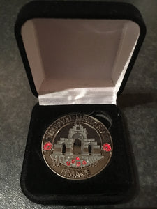 William McFadzean VC Limited Edition Coin