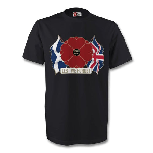 Scots & British T Shirt