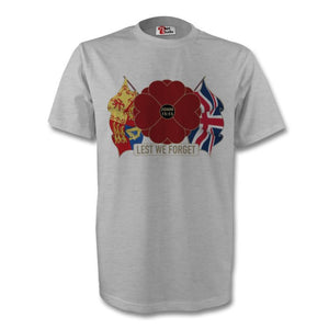 Queen & Country T Shirt